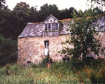 le moulin avant rénovation